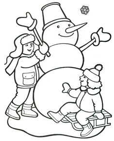 ru news vytynanki_shablony_trafarety Coloring Books, Coloring Pages, Craft Club, Kirigami, Christmas Printables, Kids And Parenting, Smurfs, Snowman, Techno