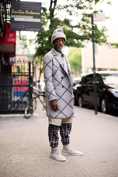 On the Street…East Sixth St., New York