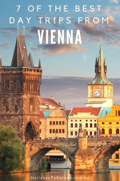7 of the Best Day Trips from Vienna, Austria. Choose your favourite day trip from Vienna using our guide. -- Tanks that Get Around is an online store offering a selection of funny travel clothes for world explorers. Check out www.tanksthatgetaround.com for funny travel tank tops and more travel destination guides.