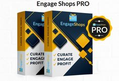 EngageShops PRO software Review - Amazing OTO #1 of Engage Shops to Help You to Build Even More Stores to Maximize Your Chances of Selling to Your Audiences to Get Huge Traffic, Sales and Profit