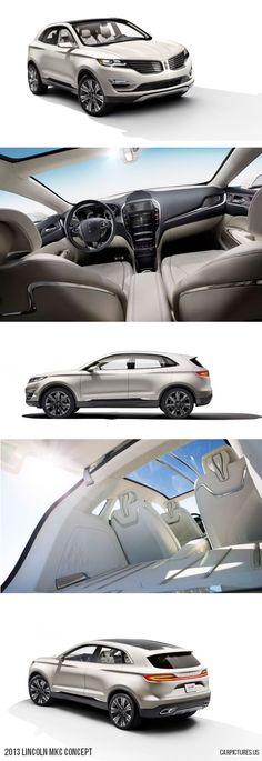 2013 Lincoln MKC concept my next car Suv Cars, Car Car, Lincoln Mkc, Lincoln Life, New Luxury Cars, Car Shop, Car Pictures, Photos, Concept Cars