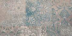 Porcelain tiles tappeti-r gris 59,3 x 119,3