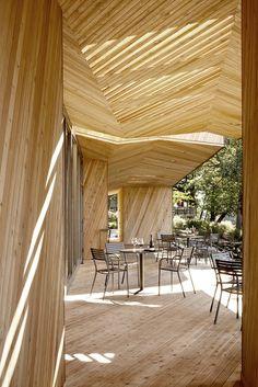 Galeria de Sala de Degustação na Vinícola Sokol Blosser / Allied Works Architecture - 18