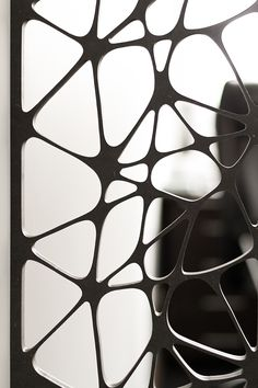 Black MDF milling Cnc, 3d Mesh, 3d Pattern, Parametric Design, Grill Design, Decorative Panels, Natural Texture, Wood Paneling, Wood Wall Art