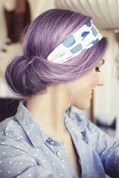 Couleurs brillantes Toucher Doux Fleur /& Cœur Kylie bandes danse école headbands