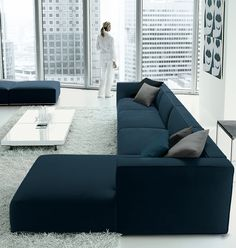 Shanghai sofa — Poliform