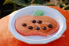 Halloween Morning Breakfast