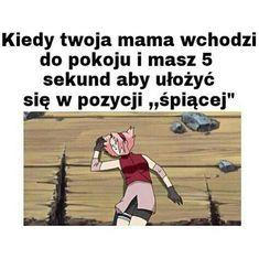 Funny Mems, Haha Funny, Lol, Naruto Kakashi, Anime Naruto, Polish Memes, Anime Mems, First Language, Shikamaru