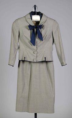 House of Balmain   Suit   French   The Metropolitan Museum of Art
