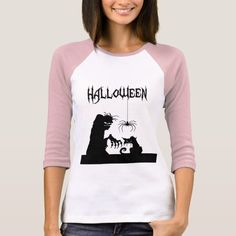 Halloween T-Shirt #halloween #holiday #creepyhollow #women #womensclothing