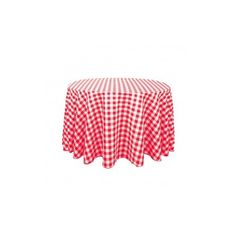 polyester checkered table linens made in the usa 19 96 via etsy
