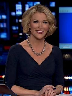 Megyn Kelly - Attorney at Law - Would never be a boring night at the Dinner Table :) Also a Fox News  anchor!