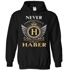 17 Never HABER - #anniversary gift #couple gift. WANT => https://www.sunfrog.com/Camping/1-Black-86147258-Hoodie.html?68278