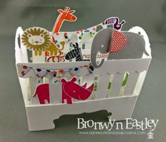 addINKtive designs: The Stamp Review Crew - Zoo Babies