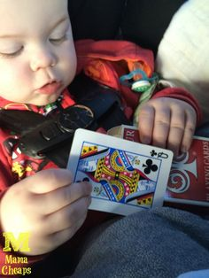 10 Tried & True Ways to Entertain a Toddler in the Car - The Realistic Mama