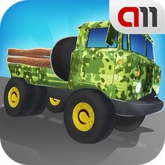Are you a fan of cool driving games? In Bad Safari, you drive a poachers car: you've stolen a gorilla child and now you're trying to escape. Your team is like pirates of the jungle! The gorilla is really quick and really angry, so try your best to drive away as fast as you can! http://academmedia.com/en/apps/bad_safari
