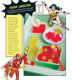 Wonder Woman and Fla