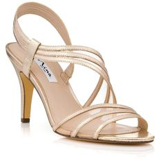 bf1d21d5a7 Νυφικα παπουτσια · VITALIA - Πέδιλα - Γυναικεία