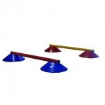 Agility Cone Hurdle Set   $35.00