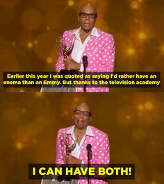 19 Times RuPaul Was Absolutely Iconic