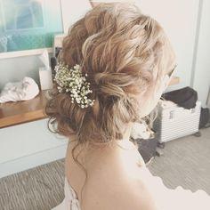 まずはスタイル決めから♪流行の《ウェディングヘア》で素敵花嫁になろう♡   結婚式準備はBLESS(ブレス)