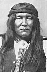 Cochise one of the most famous Apache leaders. Find out more about him and what he said at Native American Images