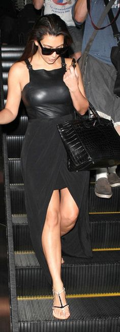 Shoes - Giuseppe Zanotti Sunglasses - Celine Purse - Hermes same shoes in black Giuseppe Zanotti Women's E20085 Sandal cheaper style skirt Forever 21 High-Low Tulip Skirt