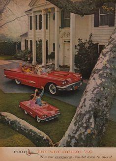 Ford Thunderbird '59 | Flickr - Photo Sharing!