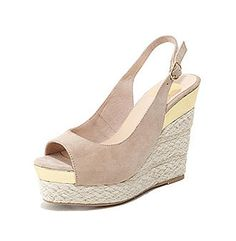 Dolce Vita Wedges - I just got these for my upcoming vaca!!  :o)