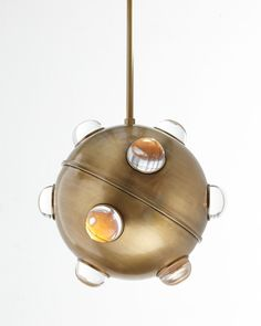 Jonathan Adler Globo One-Light Pendant