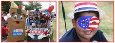 San Antonio Parks Foundation July 4th Celebration and Fireworks!  http://www.saparksfoundation.org/fourth_of_july.html