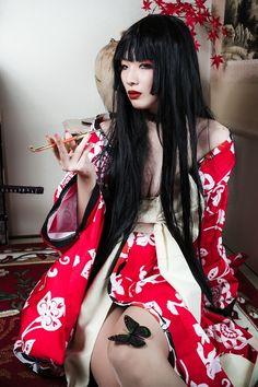 Ichihara Yuuko (xxxHolic)