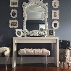 Dressing Table Design Ideas, Pictures, Remodel, and Decor - page 22