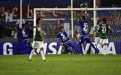 Peñalba #Tigre #Gol #CopaLibertadores #Victoria