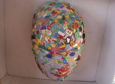 Clarinha e o mundo de papel: Máscaras de papel marchê