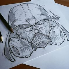 Absorb81 — Just messing around last night. #darthvader...