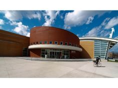 University of Chicago: Ratner Athletic Center
