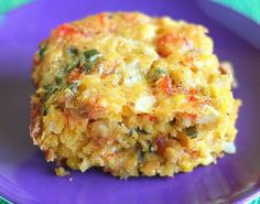Crawfish Cornbread -   for all of our Louisiana folks!