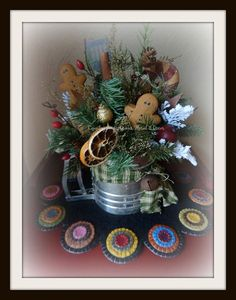 Home For the Holidays FAAP Treasury by Jackie Kernaghan on Etsy