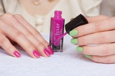 REPINNED FROM JUNE JULEP MAVEN COLORS BY