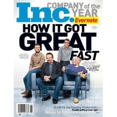 Inc Magazine - great magazine for entrepreneurs
