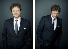 Greg Funnell Photography | Colin Firth | Actor & Professional Portraits | Studio Light |