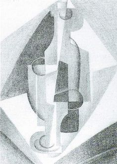 Still Life Images in High Resolution Cubist Drawing, Cubism Art, Painting & Drawing, Matisse Kunst, Matisse Art, Pencil Drawing Images, Art Drawings, Picasso, Synthetic Cubism