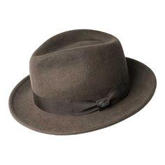 bba52dc11f2e2 Men s Bailey of Hollywood Maglor Fedora 38345 - Chocolate Hats