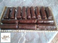 Domáce tvarohové tyčinky Míša s čokoládou! Super dezert pre celú rodinu