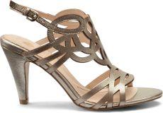 Isola Shoes Delano- Exquisite lasercut sandal