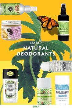 While natural deodorants are capable of controlling odor, they do not block perspiration, but instead help absorb wetness. See which one might be best for you.