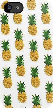 Pineapple phone case?! Yessss.