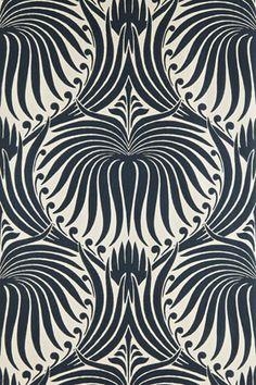 Lotus BP 2019 - Wallpaper Patterns - Farrow & Ball