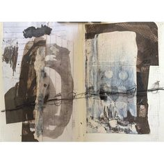 Jane Cornwell sketchbook pages via Instagram